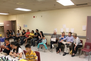June 17 simul - parents