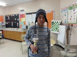 November winner - Alisher