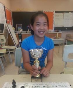 June Champion: Sarah