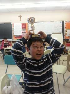 February 2014 Champion : Ray