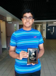 CFC Grand Prix U14 Champion, 2013-2014 – Kajan Thanabalachandran