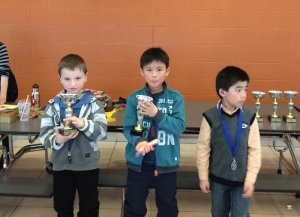 2015 NYYCC and GPIII  U8 winners
