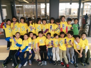 2015-2016 school team