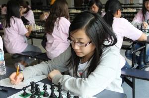 Rachel in OGCC 2011